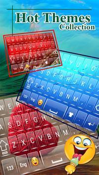 Irish keyboard MN poster