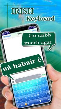 Irish keyboard MN screenshot 3