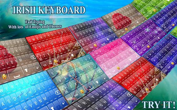 Irish keyboard MN screenshot 5