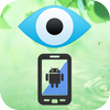 Bluelight Filter - Eye Care Zeichen