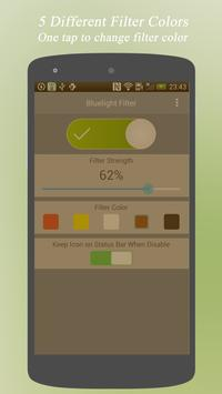 Bluelight Filter - Eye Care screenshot 2
