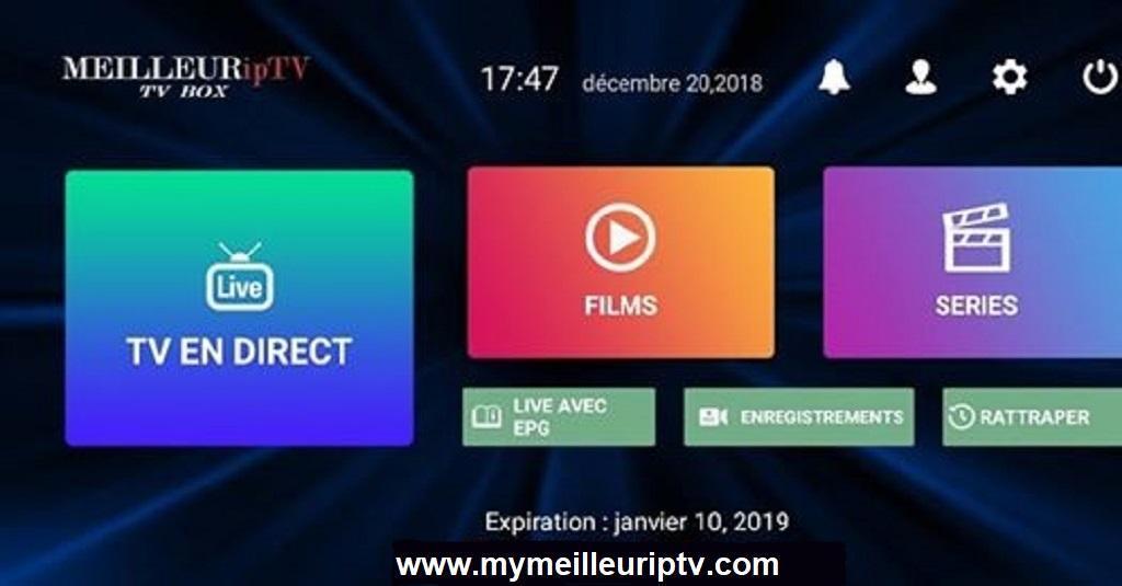 TÉLÉCHARGER BOXN TV APK