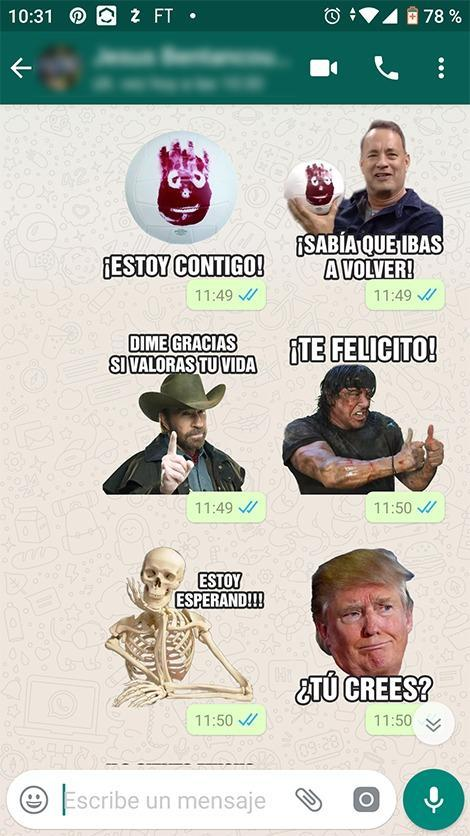Memes Con Frases Stickers Whatsapp 2019 For Android Apk