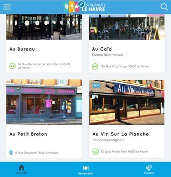 Restaurants LH screenshot 3