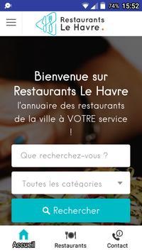 Restaurants LH poster