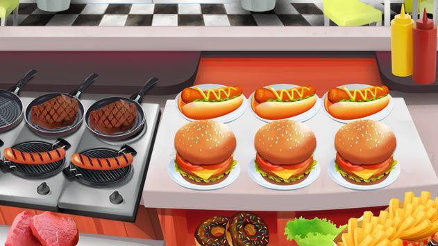 Cooking Games Restaurant Chef screenshot 4