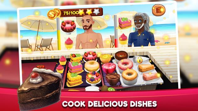 Cooking Games Restaurant Chef screenshot 9