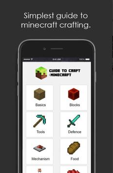 Guide to Craft for Minecraft screenshot 2