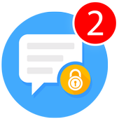 Privacy Messenger - Private SMS messages, Call app アイコン