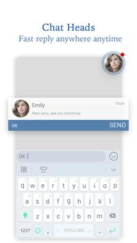 Privacy Messenger - Private SMS messages, Call app スクリーンショット 6