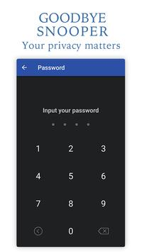 Privacy Messenger - Private SMS messages, Call app ポスター