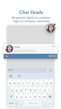 Privacy Messenger-Texto protegido,SMS, Call Screen captura de pantalla 6
