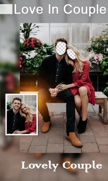 Love In Couple Photo Suit screenshot 3