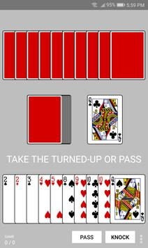 Gin Rummy screenshot 1