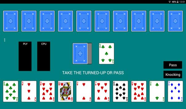 Gin Rummy screenshot 9