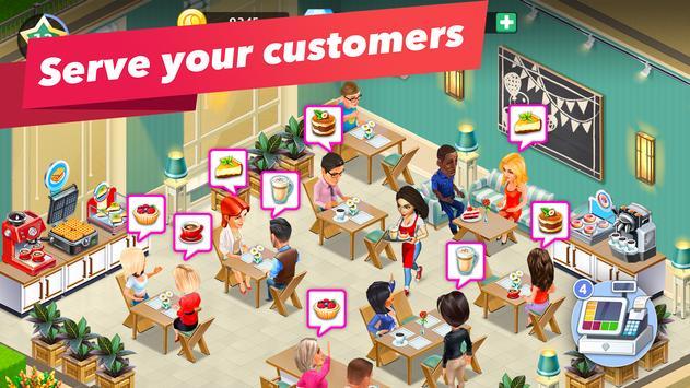 My Cafe screenshot 1