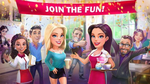 我的咖啡厅 - 世界餐厅游戏 截圖 5