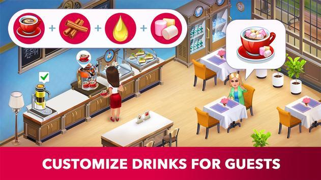 我的咖啡厅 - 世界餐厅游戏 截圖 9