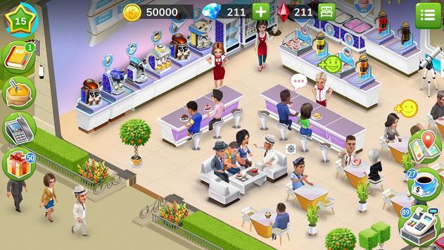 마이카페 — 식당게임 스크린샷 5