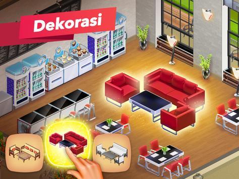 Kafe Saya — Game Restoran screenshot 13