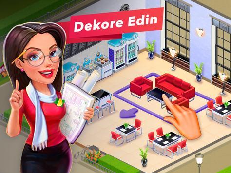 Kafem — Restoran Oyunu Ekran Görüntüsü 11