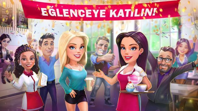 Kafem — Restoran Oyunu Ekran Görüntüsü 4