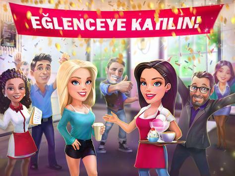 Kafem — Restoran Oyunu Ekran Görüntüsü 9