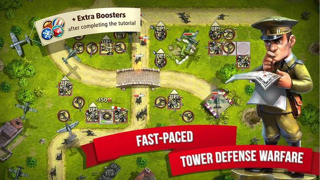 Toy Defence 2 — Tower Defense game पोस्टर