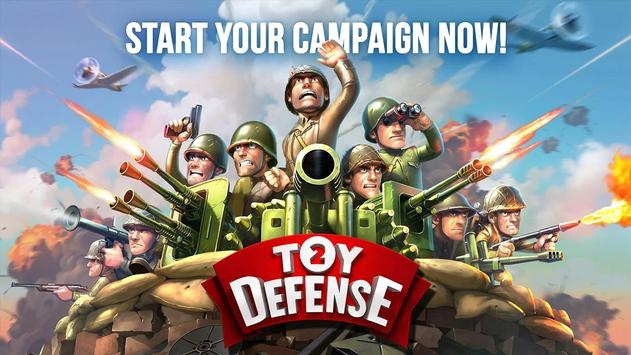 Toy Defence 2 — Tower Defense game स्क्रीनशॉट 4