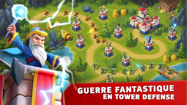 Toy Defense Fantasy — Tower Defense Game capture d'écran 10
