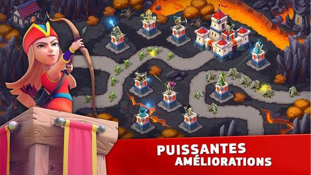 Toy Defense Fantasy — Tower Defense Game capture d'écran 11