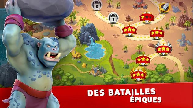 Toy Defense Fantasy — Tower Defense Game capture d'écran 3