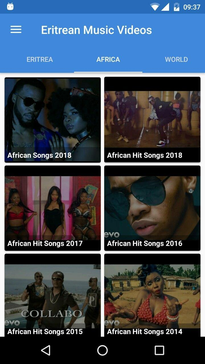 Eritrean Music Videos for Android - APK Download