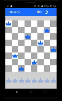 N-Queens screenshot 1