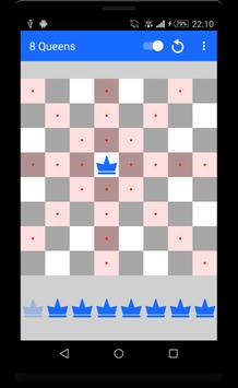 N-Queens screenshot 2