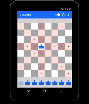 N-Queens screenshot 3