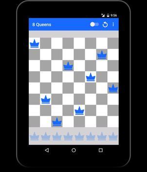 N-Queens screenshot 5