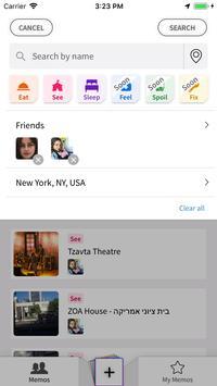Memo-App - share with friends screenshot 2