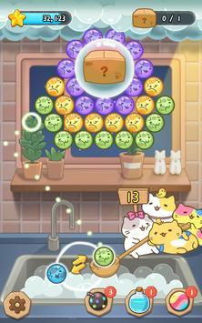 MitchiriNeko Bubble~Pop & Blast puzzle~ screenshot 13