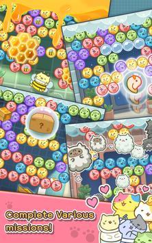 MitchiriNeko Bubble~Pop & Blast puzzle~ screenshot 16