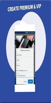 Memory VPN screenshot 3