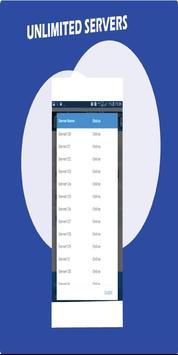 Memory VPN screenshot 5
