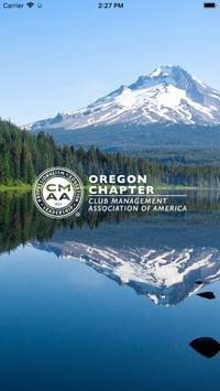 CMAA Oregon poster