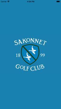 Sakonnet Golf Club poster