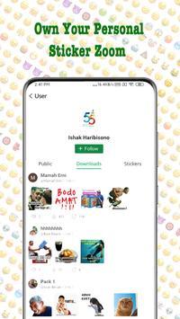 TextSticker - sticker for WhatsApp - WAStickerApps screenshot 4