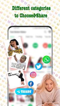 TextSticker - sticker for WhatsApp - WAStickerApps screenshot 2