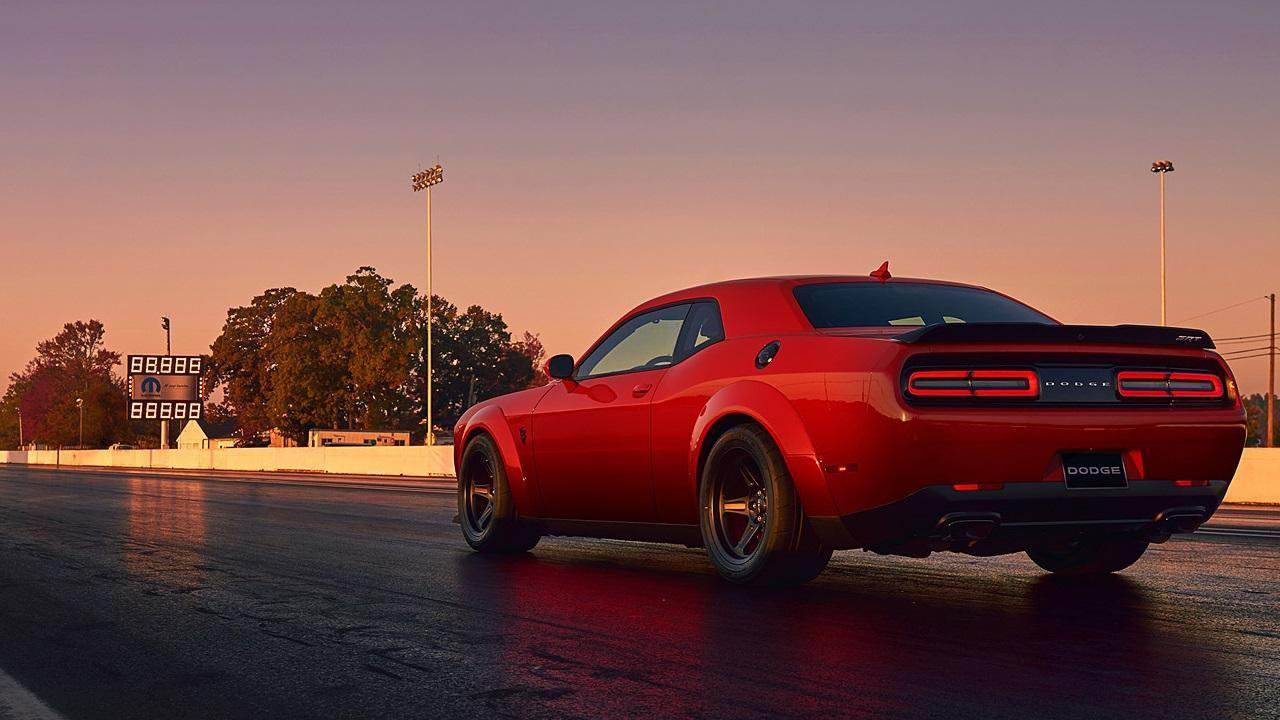 Cool Dodge Challenger Wallpaper For Android Apk Download