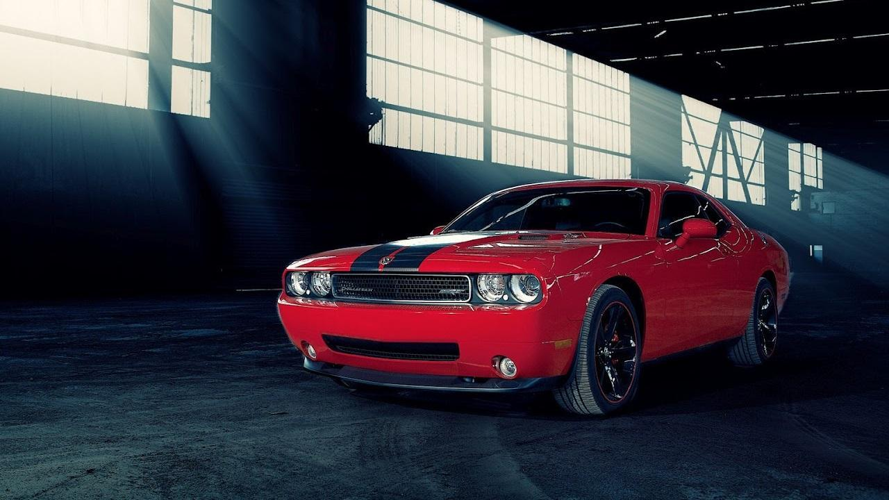 Stunning Dodge Challenger Wallpaper For Android Apk Download