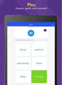 Learn Languages with Memrise screenshot 7