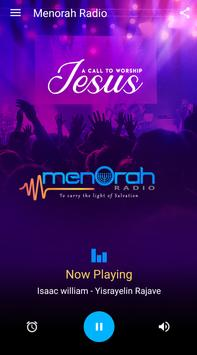 Menorah Radio screenshot 1